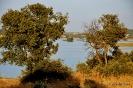 Pantano  de Alarcón en Honrubia