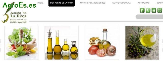 Aceites de La Rioja con Denominación de Origen
