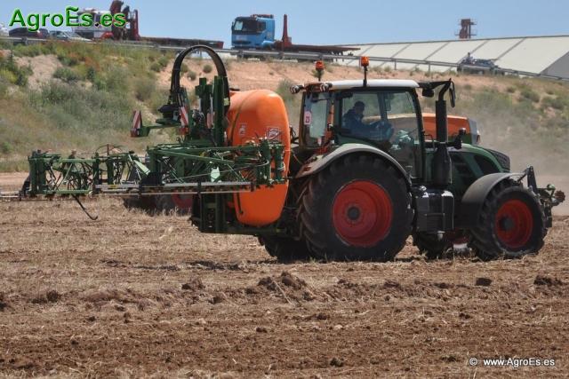 Tratamientos fitosanitarios en agricultura Uso responsable y buenas prácticas