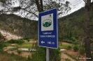 Los Vizcainos en ruta senderismo de Bogarra Ayna
