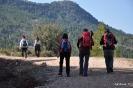 Tramo de inicio de la ruta desde Paterna de Madera